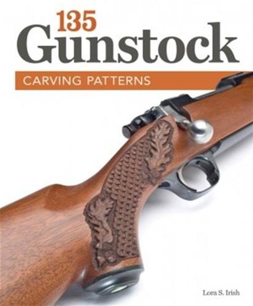 Fox Chapel Publishing 135 Gunstock Carving Patterns