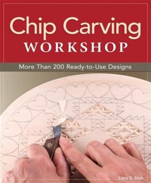 Fox Chapel Publishing Chip Carving Workshop