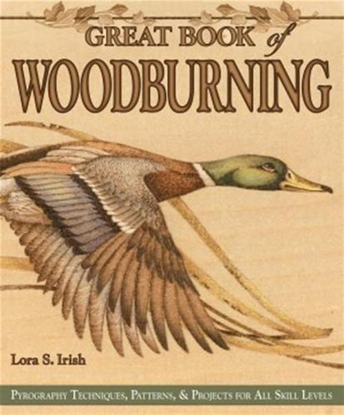 Fox Chapel Publishing Great Book of Woodburning