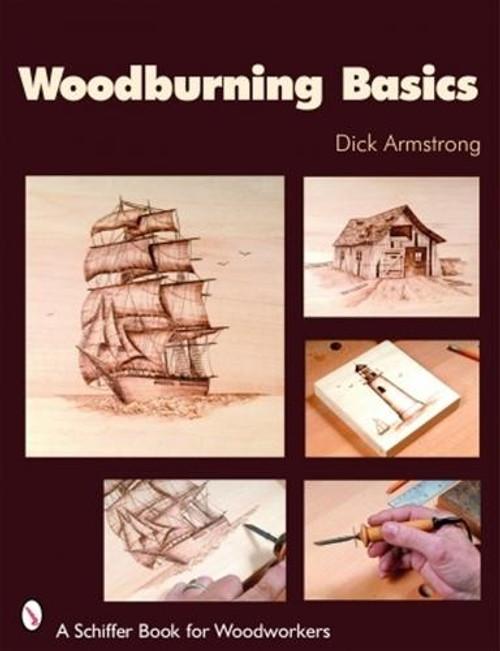 Schiffer Publishing Woodburning Basics