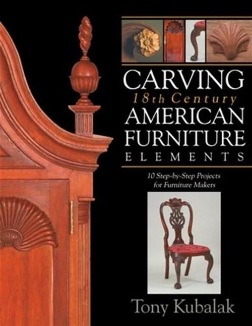Carving American Furniture
