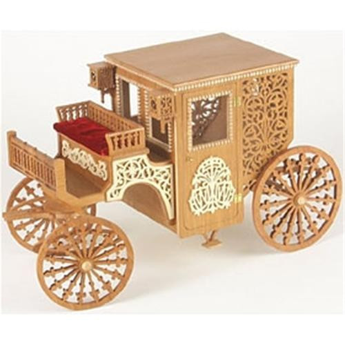 Cherry Tree Toys Emperors Cab Scroll Saw Plan