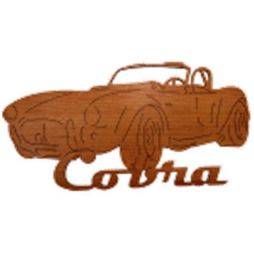 Wildwood Designs Cobra Muscle Car Plan