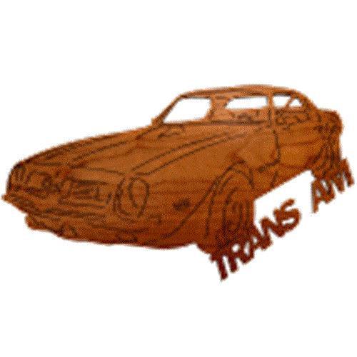 Wildwood Designs Trans Am Muscle Car Plan