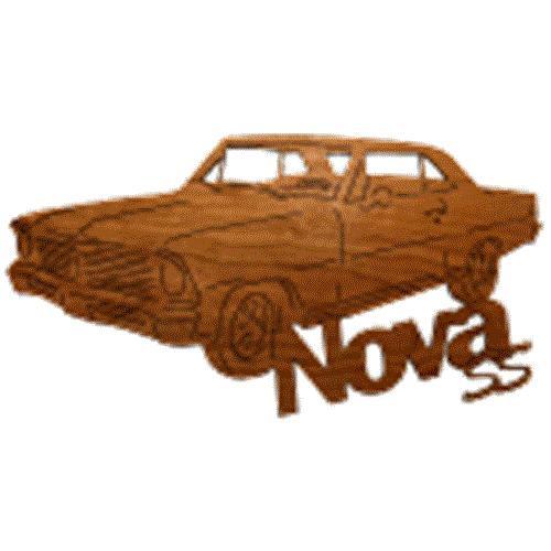 Wildwood Designs Nova SS Muscle Car Plan
