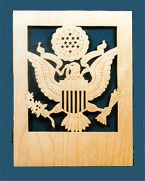 Wildwood Designs Army Emblem Plan