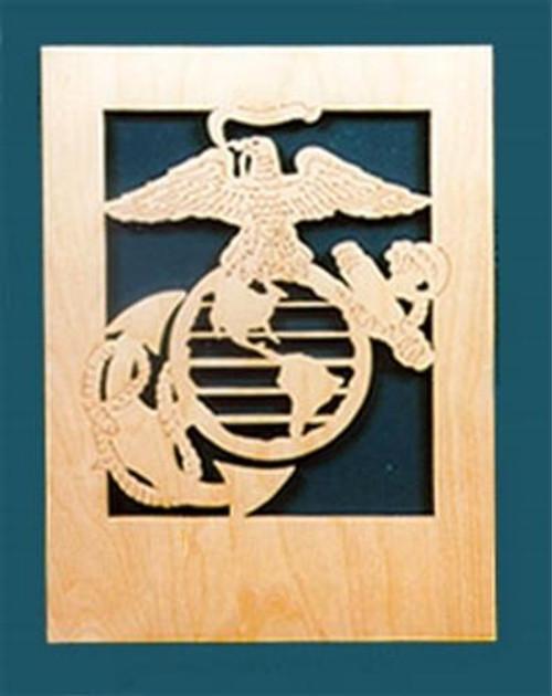 Wildwood Designs USMC Emblem Plan