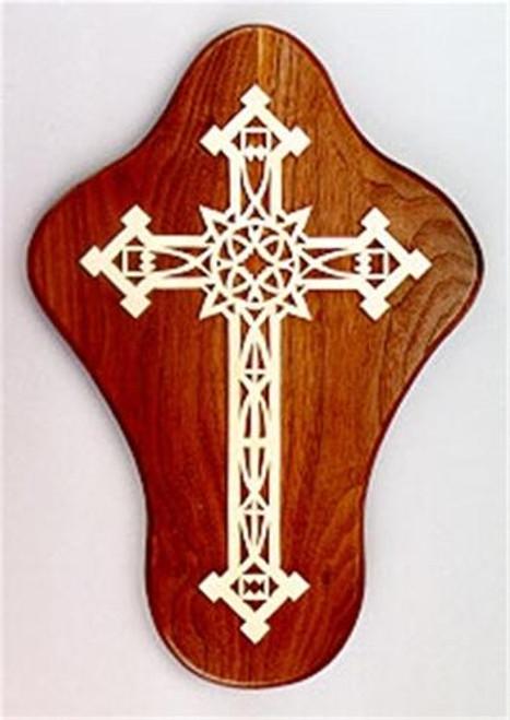 Wildwood Designs Lacy Cross Scroll Saw Plan