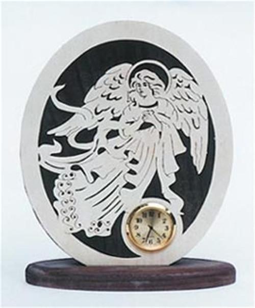 Wildwood Designs Floating Angel Scroll Saw Plan