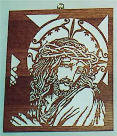 Wildwood Designs Jesus Scroll Saw Plan