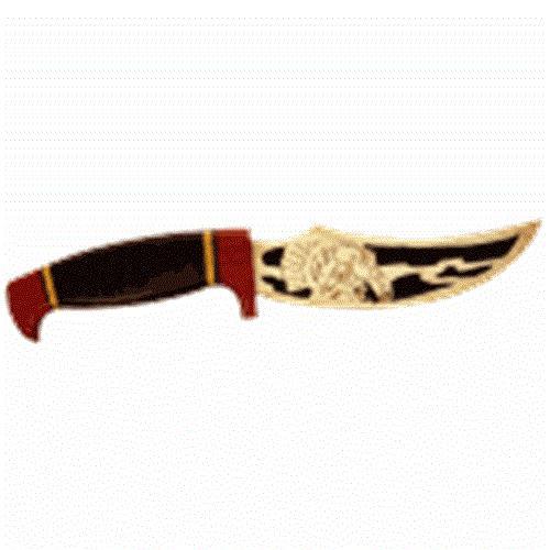 Wildwood Designs Turkey Scroll Saw Hunting Knife Plan