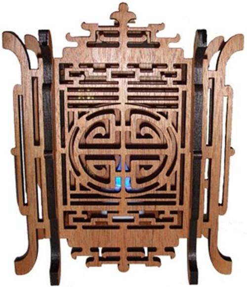 Wildwood Designs Ming Dynasty Lantern Plan