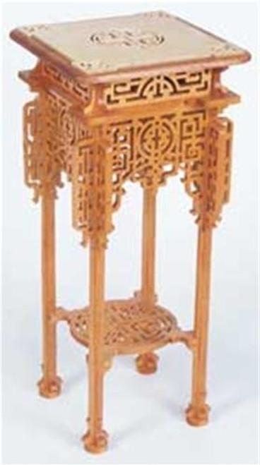 Wildwood Designs Chinese Tea Table Scroll Saw Plan
