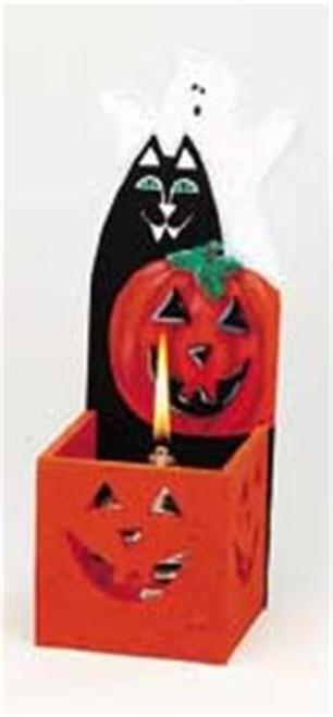 Cherry Tree Toys Pumpkin Candleholder Plan