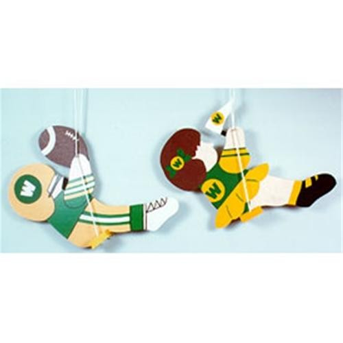 Cherry Tree Toys Little Football Swingers Plan
