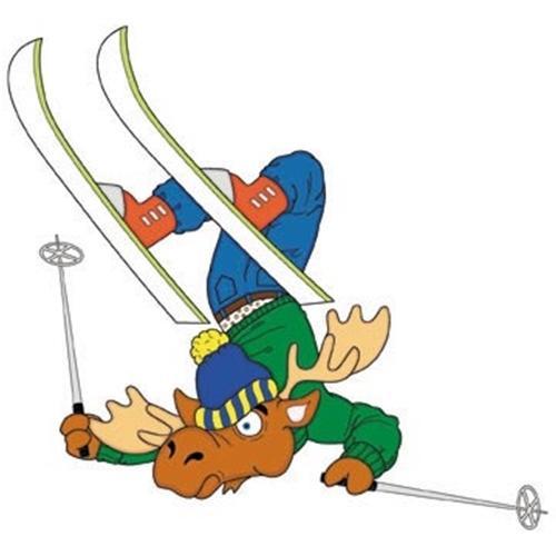 Sherwood Ski-Moose Crash! Woodworking Plan is fun and easy to build.