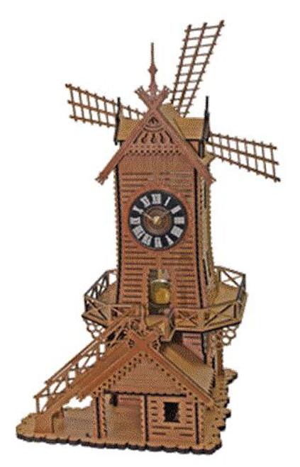 Wildwood Designs Windmill Scroll Saw Plan