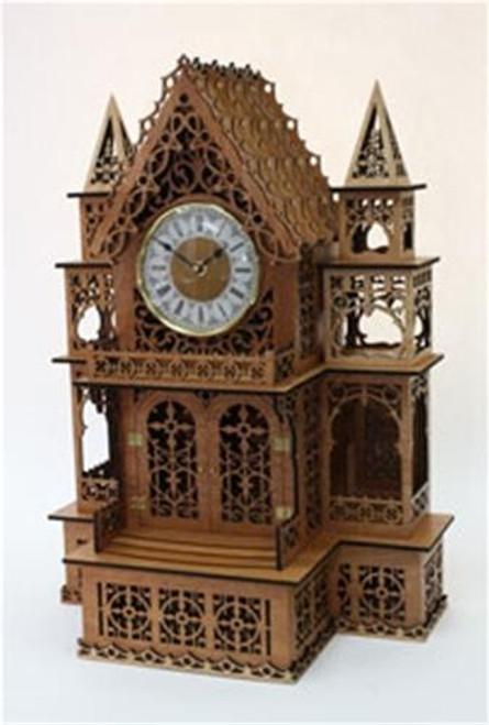 Wildwood Designs Altenburg Clock Scroll Saw Plan