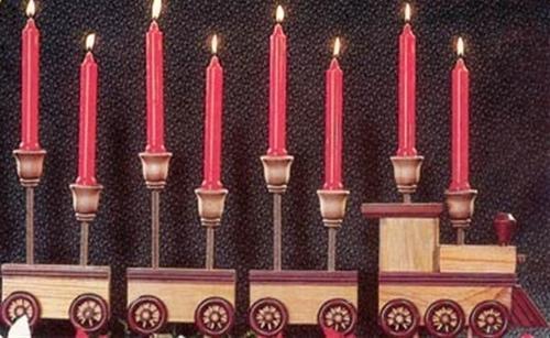Cherry Tree Toys Train Candleholder Plan