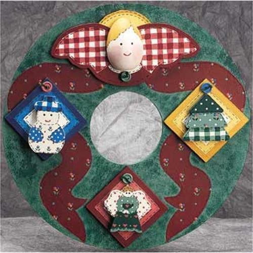 Cherry Tree Toys Wreath/Bag Set Plan
