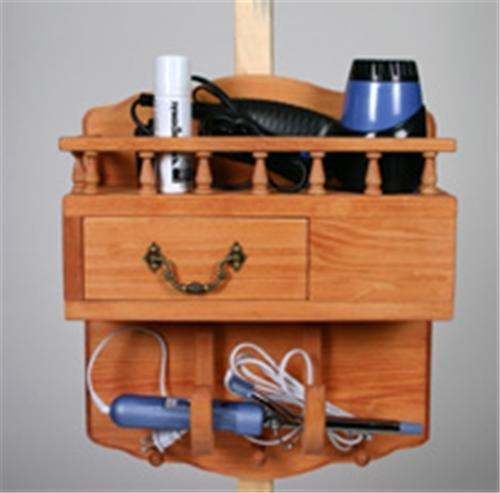 Cherry Tree Toys Hair Dryer Storage Plan