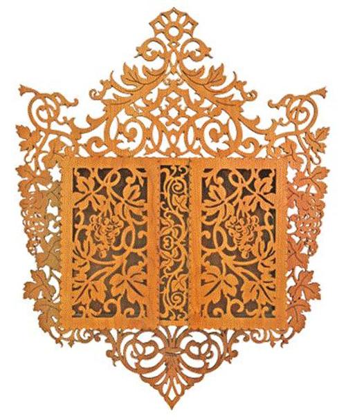 Wildwood Designs Grapes of Wrath Cabinet Plan