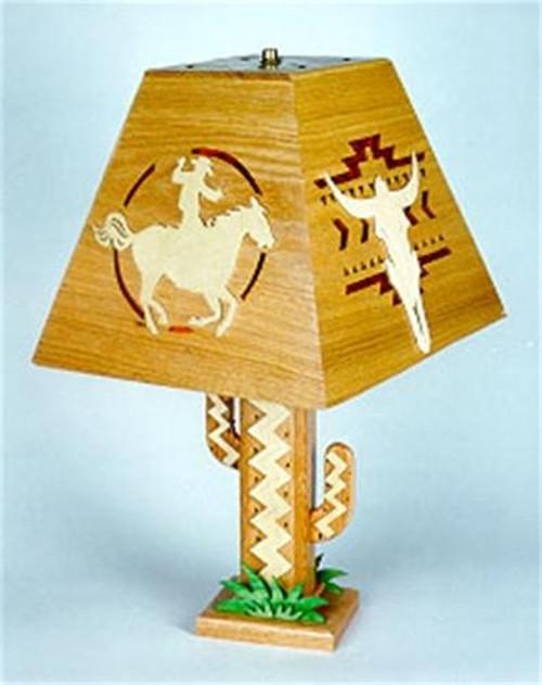 Wildwood Designs Southwest Lamp Plan