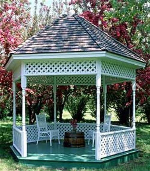 Cherry Tree Toys Garden Gazebo Plan