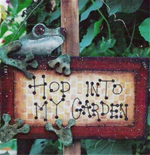 Cherry Tree Toys Hop Sign Woodworking Plan
