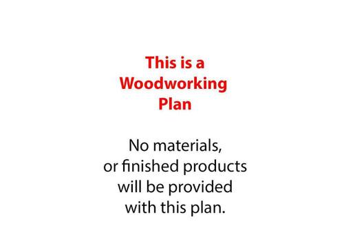 Wildwood Designs Watering Can Plan