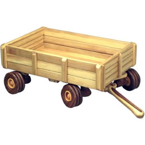 Cherry Tree Toys Hay Wagon Plan