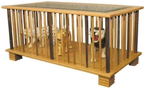 Cherry Tree Toys Cage Table Plan