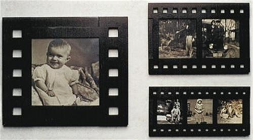 Cherry Tree Toys Movie Picture Frame Set Plan