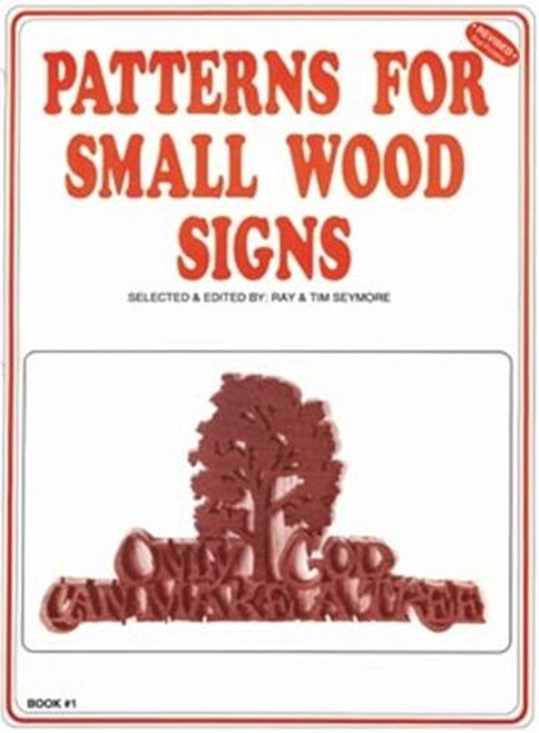 Wildwood Designs Patterns For Small Wood Signs