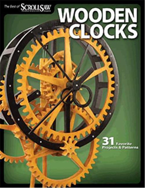 Fox Chapel Publishing Wooden Clocks