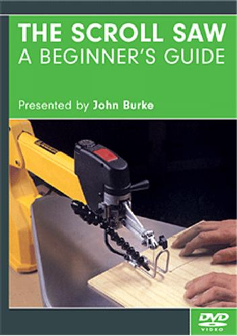 Fox Chapel Publishing The Scroll Saw A Beginners Guide DVD