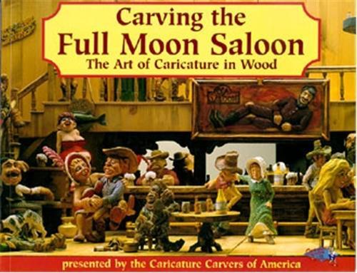 Fox Chapel Publishing Carving Full Moon Saloon