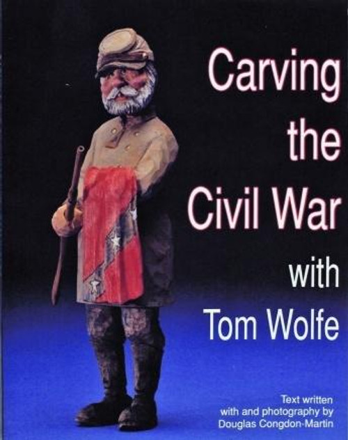Schiffer Publishing Carving The Civil War