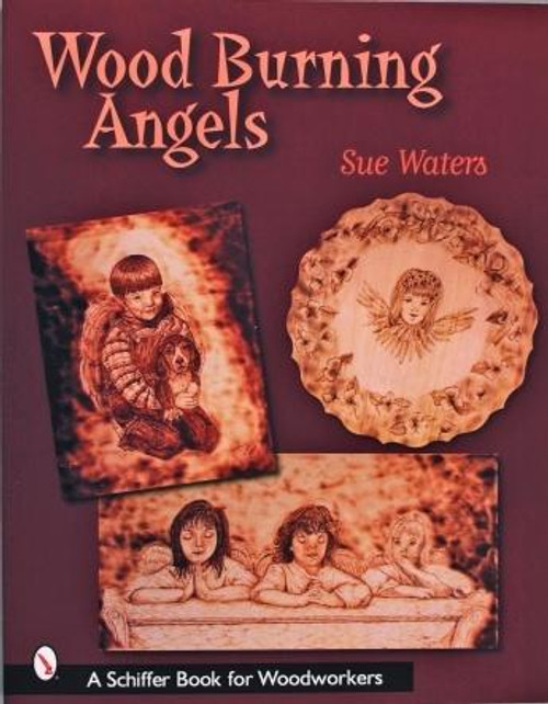 Fox Chapel Publishing Wood Burning Angels
