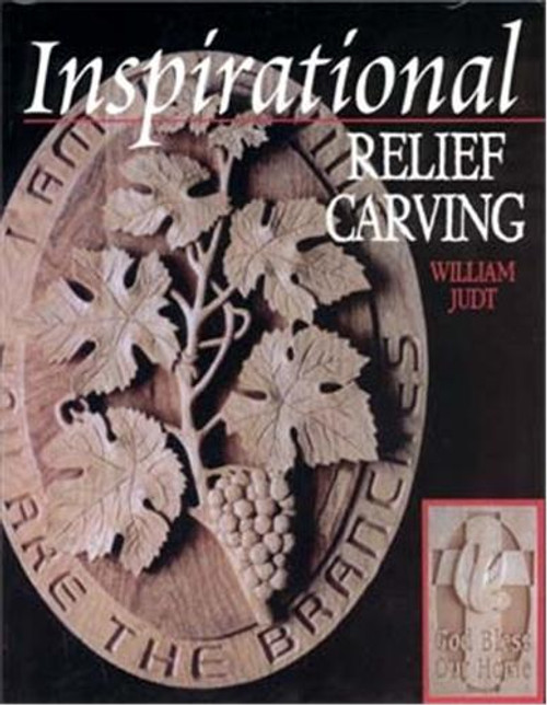 Fox Chapel Publishing Inspirational Relief Carving