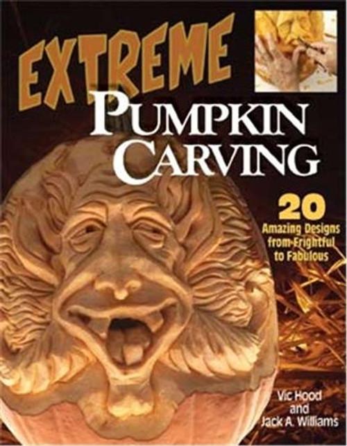 Fox Chapel Publishing Extreme Pumpkin Carving