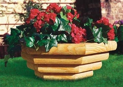 Winfield Collection Planter Woodworking Plan
