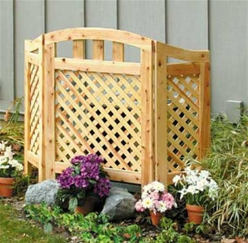 Winfield Collection Decorative Screen Woodworking Plan
