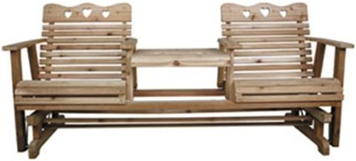Cherry Tree Toys Glider Settee Woodworking Plan