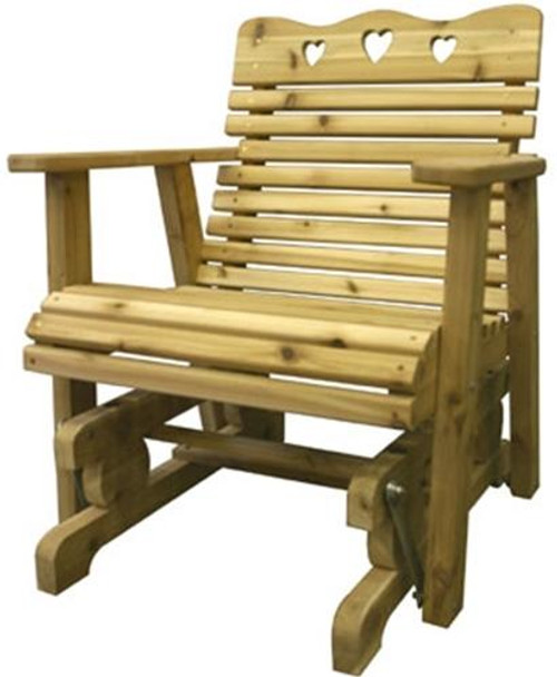 Cherry Tree Toys Glider Chair Woodworking Plan