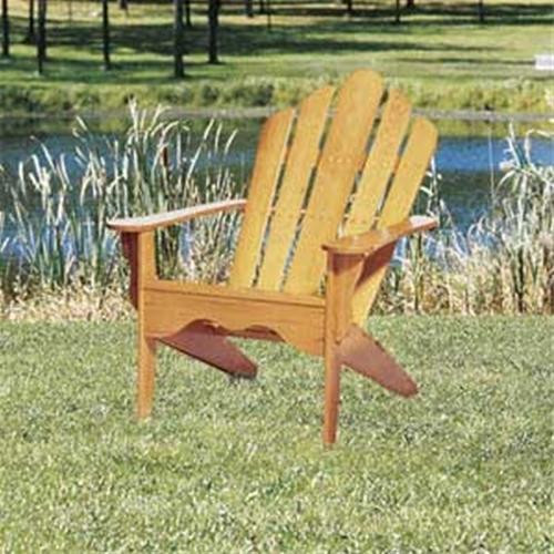 Winfield Collection Adirondack Chair Woodworking Plan