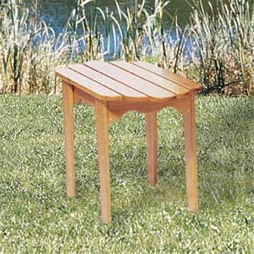 Winfield Collection Adirondack Table Woodworking Plan