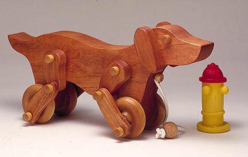 Cherry Tree Toys Milo The Dog Plan