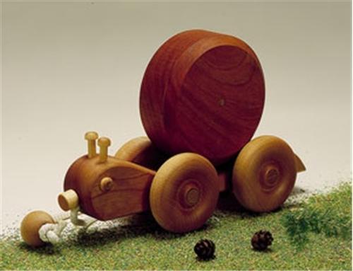 Cherry Tree Toys Silo The Snail Plan