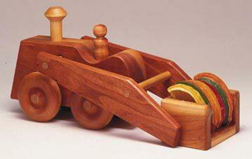 Cherry Tree Toys Front End Loader Plan